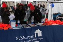 Help for homeless, Christmas 2012 appeal. If you see anyone sleeping on the street, or down and out in West London please direct them to St. Mungo's. Help is out there for rough sleepers. Link to St. Mungo website